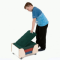 Bretton Mat Trolley,School furnishings,school equipment,school rugs,story corner,children's story corner